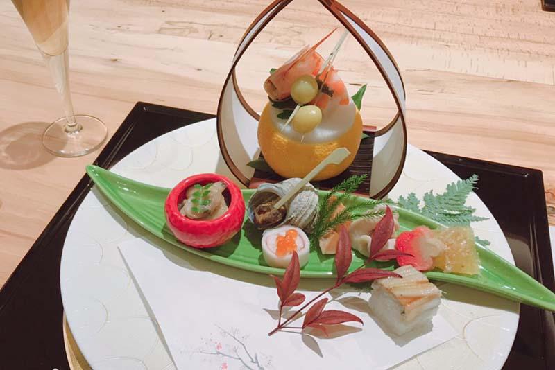 「円かの杜」は完全個室の食事処