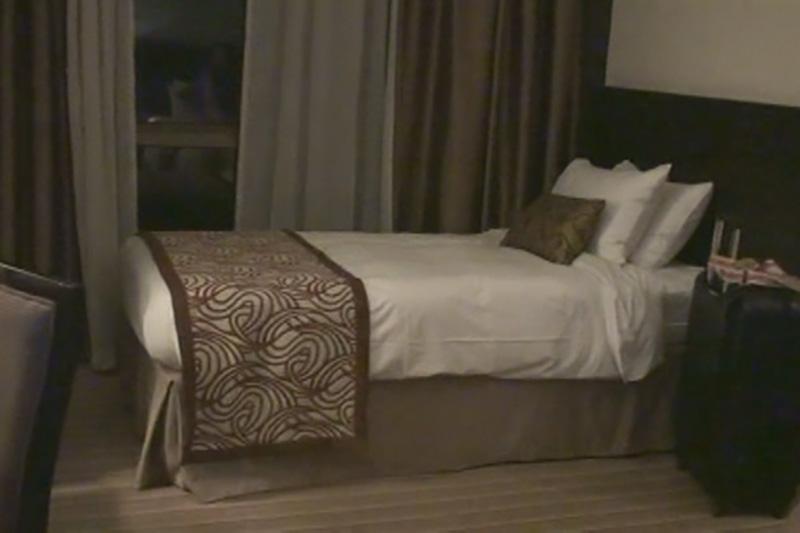 ペニンシュラエクセルシオールホテル 客室