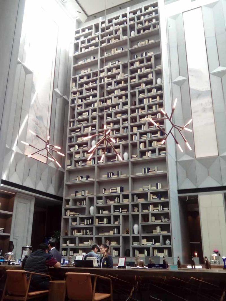 ノボテル上海クローバー 館内