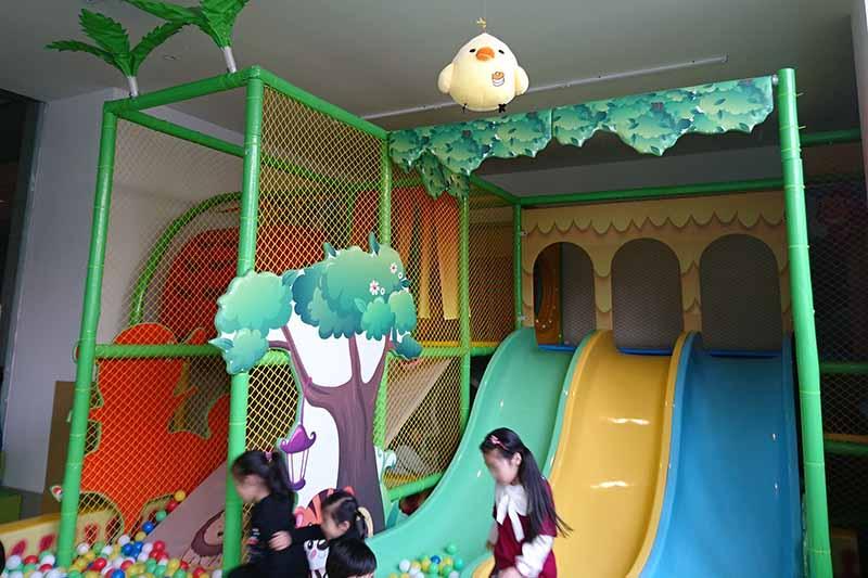 ノボテル上海クローバー キッズプレイルーム