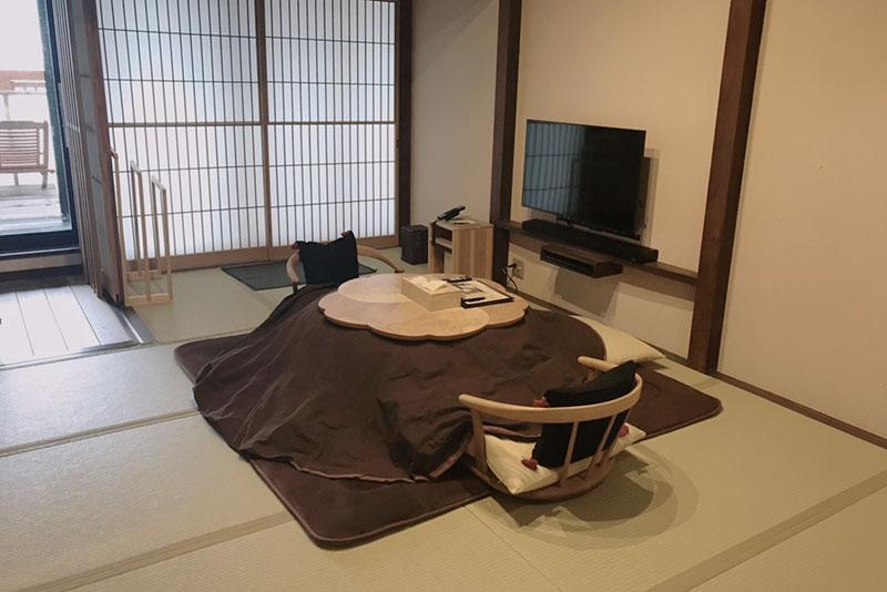 円かの杜 客室