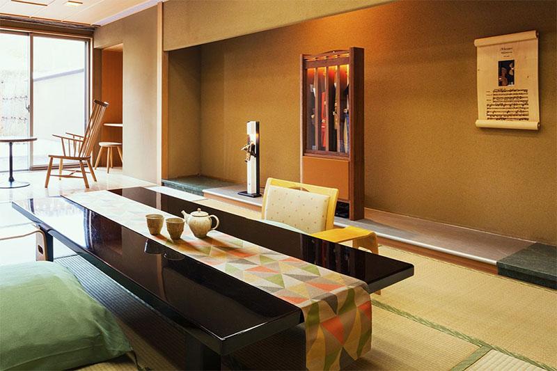 界松本 客室