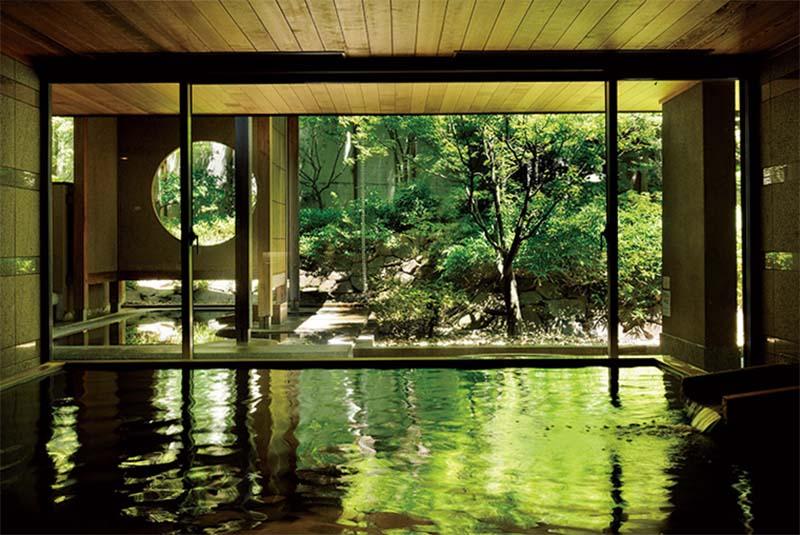 界松本 温泉