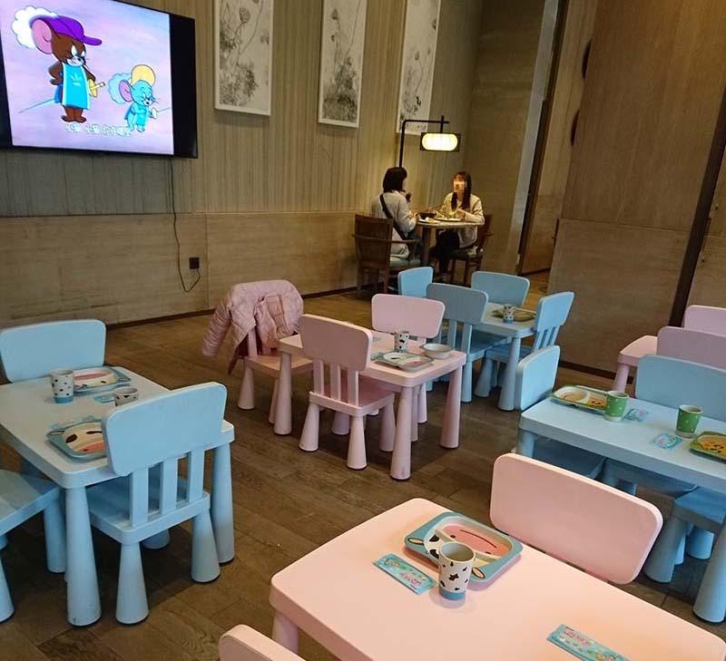 ノボテル上海クローバー レストラン