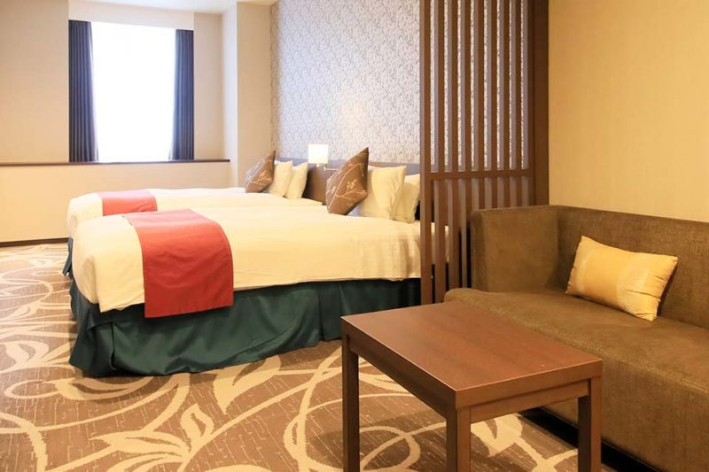 クインテッサホテル大阪ベイ 客室