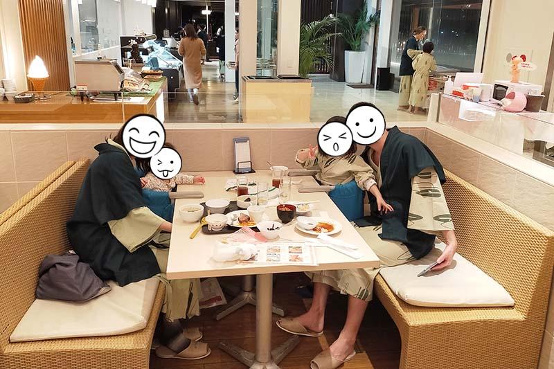 「杉乃井ホテル」 子連れ