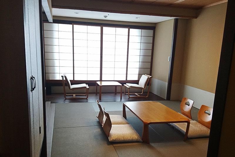 琵琶湖マリオットホテル 客室
