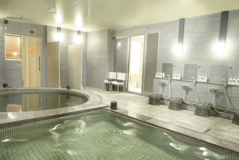 琵琶湖マリオットホテル 温泉