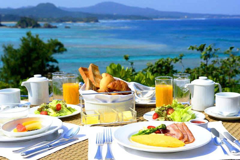 ザ・ブセナテラス 朝食