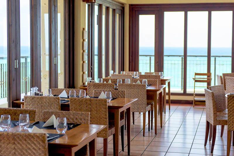 クラブメッド石垣島 レストラン