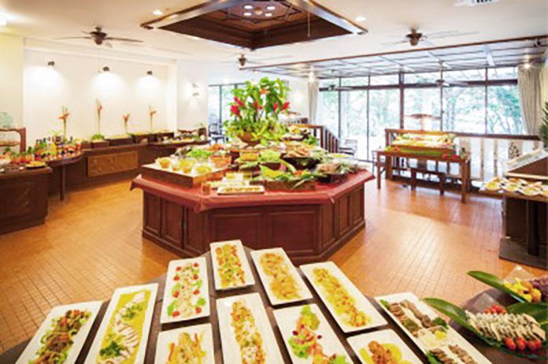 星野リゾート「西表島ホテル」の食事