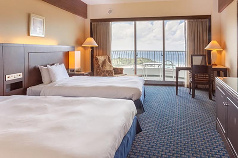 沖縄かりゆしビーチリゾート 客室
