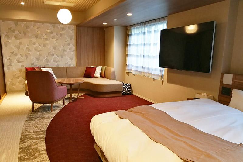 ロイヤルホテル那須 ファミリースイート