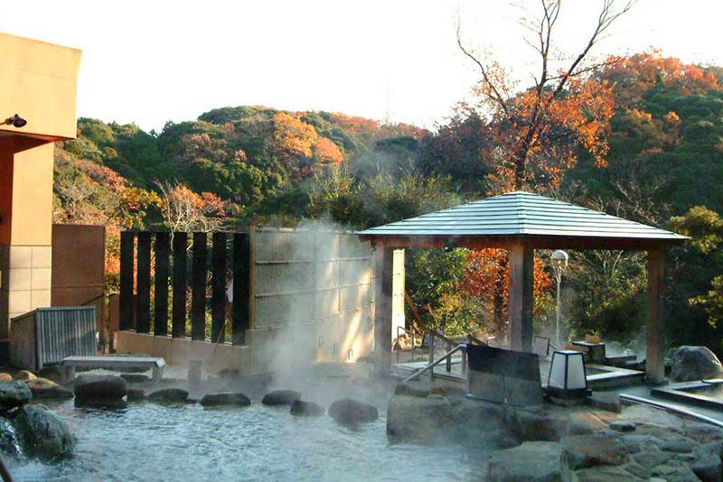 つま恋リゾート 彩の郷 温泉