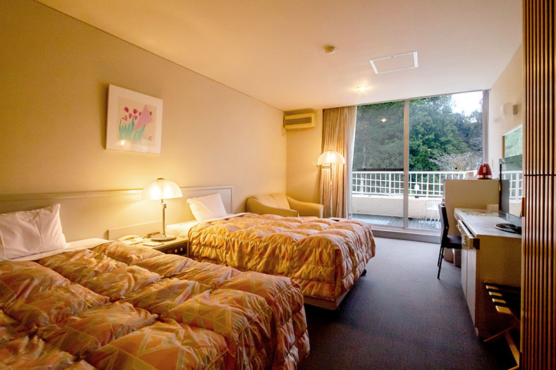 つま恋リゾート 彩の郷 客室