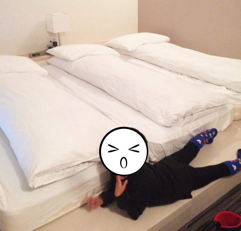 磐梯山温泉ホテル ゴロゴロルーム