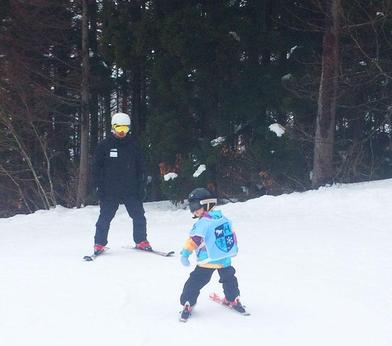 磐梯山温泉ホテル スキー