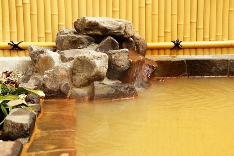 「和蔵の宿」の有名な普通じゃない温泉