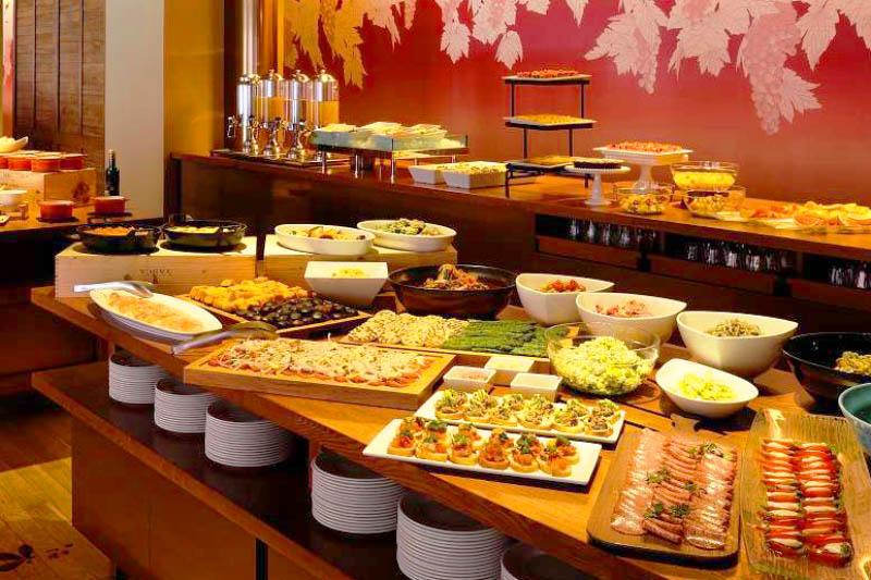リゾナーレ八ヶ岳 食事