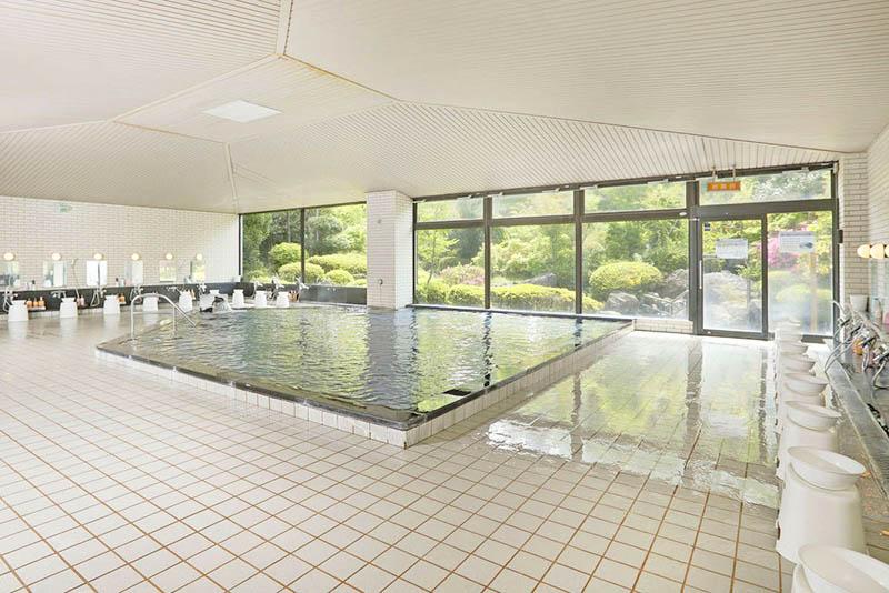 ロイヤルホテル那須 大浴場