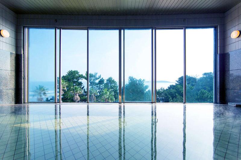 「ANAホリデイインリゾート宮崎」の温泉