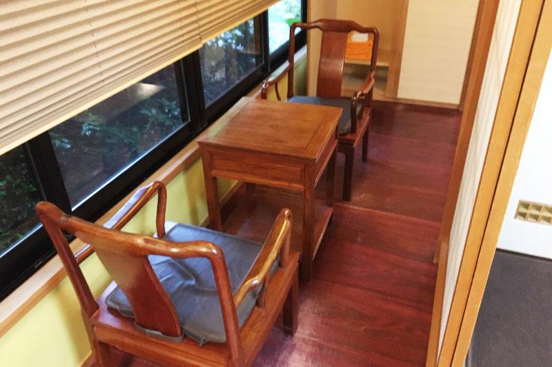 「名苑と名水の宿 梅園」の客室