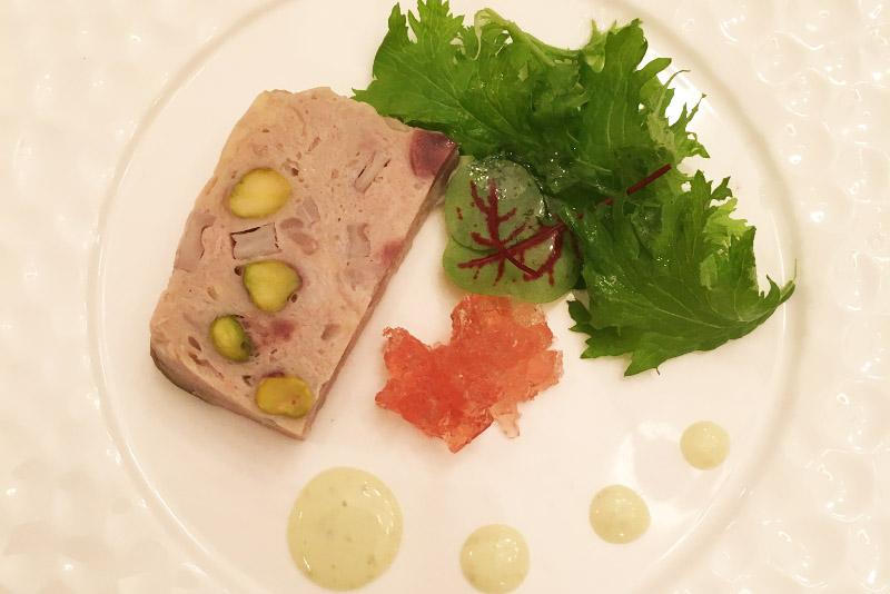 「湯本富士屋ホテル」の食事