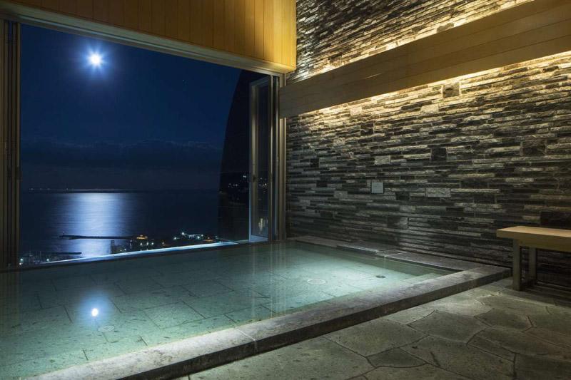 「リゾナーレ熱海」の温泉