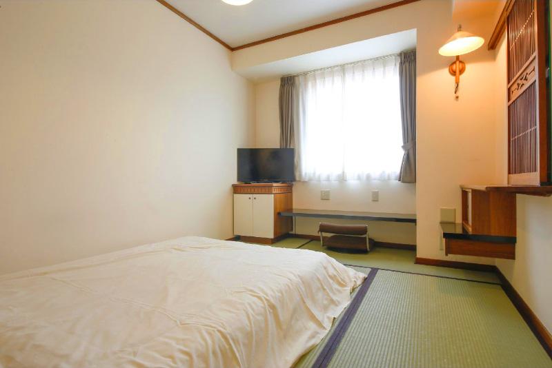 「ホテルベルマーレ」の客室