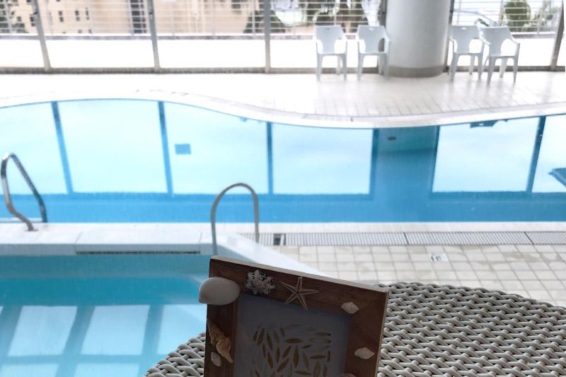 「リゾナーレ熱海」 プール