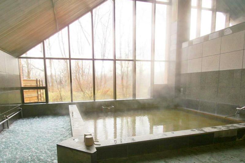 「四季倶楽部 ベルフォーレ那須」の温泉