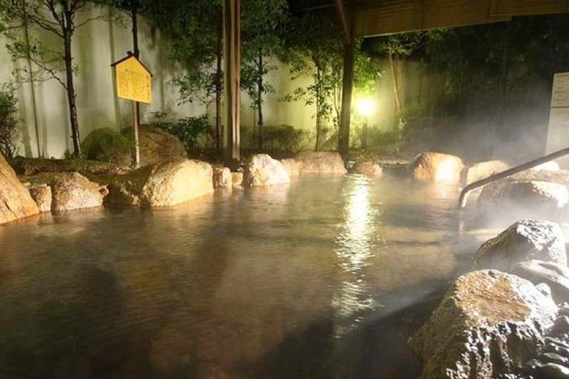 「ダイワロイヤルホテル 京都 宮津」の温泉