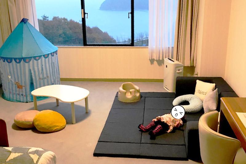 「ダイワロイヤルホテル 京都 宮津」の客室