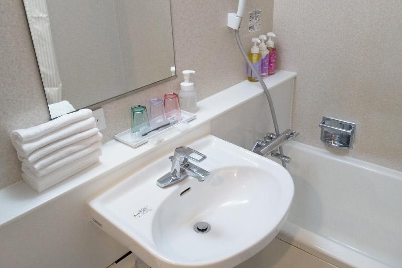 「西鉄イン福岡」の風呂