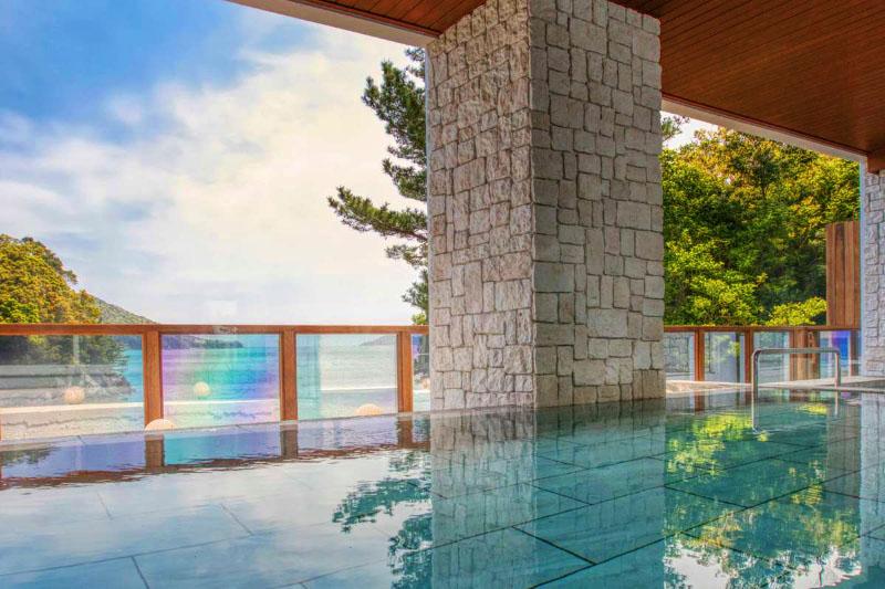 「湯快リゾート 鳥羽彩朝楽」の温泉