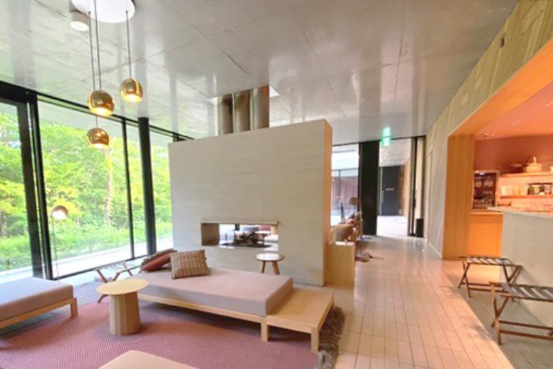 「星野リゾート リゾナーレ那須」の館内