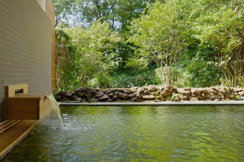「星野リゾート リゾナーレ那須」の温泉